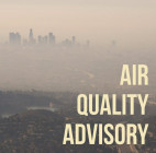 SCV Air Quality Unhealthy for Sensitive Individuals Friday