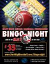 May 13: Hart Baseball Bingo Night Fundraiser