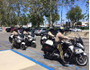 LASD Motor Deputies Target SCV Distracted Drivers
