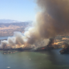 'Lake Fire' Burns 1,000 Acres Near Castaic Lake, 10 Percent Contained