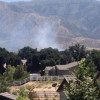 Brush Fire Near Placerita Canyon Road Contained