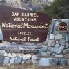 San Gabriel National Monument Not on Interior Secretary's Shrink List