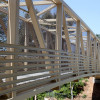 March 29: City to Dedicate New Sierra Highway Pedestrian Bridge