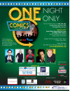 August 16: 'Comics for the Cause' Benefit for SCV Youth Project