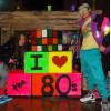 Aug. 17: SENSES on Main '80s Block Party