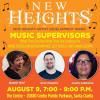 Aug. 9: Artist Development Panel to Discuss Music Supervisors