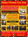 September 16: Ekata Training Center Fitness Fun Day