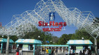 Six Flags Magic Mountain Suspends Operations Till Mid-May