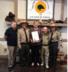 Placerita, Vasquez Rocks Volunteers Honored by County Parks