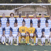 Master's Men Soccer Players Fall to Westmont in OT