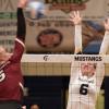 TMU Volleyball Edges Arizona Christian 3-2