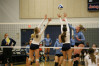 No. 6 Canyons Volleyball Team Clipped by No. 18 Spartans