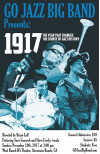 GO Big Jazz Band to Present 1917: The Year That Changed the Course of Jazz History