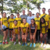 COC Cross Country Back in Competition After Two Week Layoff