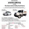 Local Contractor Holding Food Drive Benefiting SCV Food Pantry