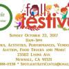 Oct. 22: Fall Festival Spotlight Arts Center