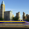 California Bullet Train Cost Climbs by $2.8 Billion