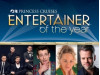 Finalists Announced for Princess Cruises Entertainer of the Year