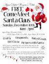 Dec. 2: Agua Dulce Women's Club Santa Claus Event