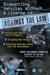 DMV Announces Campaign to Tackle Vehicle Dismantling