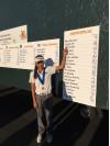 West Ranch Freshman Newest Girls State Golf Champion