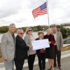 City, County Donate $700K to Homes 4 Families for Veterans