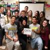 Canyon High School Club Raises $8,320 for Homeless Students