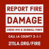 County, City of L.A. Fire Up 2-1-1 Disaster Hotline