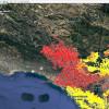 Thomas Fire Threatens Coastal Ventura, Santa Barbara County