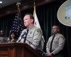 Sheriff Reports 2017 Crime Down Countywide, Up Slightly in SCV