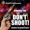 Sheriff: 'Don't Shoot' Guns into the Air on New Year's Eve