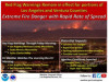 Critical Fire Conditions in SCV Though Friday