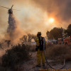 Rye Fire 93 Percent Contained, Creek Fire Nearly Out
