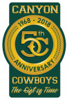 Sept. 4: Canyon High 50th Anniversary Celebration
