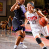 CSUN Women's Basketball to Face Off Against UCSB, Cal Poly