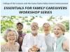 Jan. 27: Caregiver Reintegration Workshop at SCV Senior Center