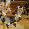 Cougars Win Third Straight with 96-82 Victory Over L.A. Harbor