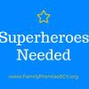 Family Promise Seeks Volunteers, Meals, Donations, Superheroes