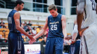 Gardner's Career Day Leads Mustangs Past ACU