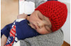 Henry Mayo Participating in Heart Month; Newborns Given Little Red Hats