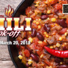 Tickets Still Available for 6th Annual Charity Chili Cook-Off