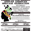 Feb. 24: Val Verde African American Heritage Celebration