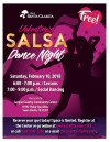 Salsa Dancing Comes to Canyon Country Community Center