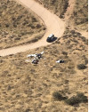 NTSB Report: Plane 'Went Vertical' Before Fatal Crash Near Agua Dulce