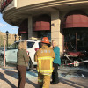 No Injuries in Accidental Drive-Through at Stone Fire Grill Restaurant