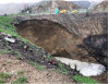 Storm Causes Hillside Erosion in La Tuna Canyon Burn Area
