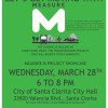 March 28: Measure M Public Meeting at City Hall
