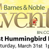 March 31: KISS Guitarist, Animator Debut 'Ernest Hummingbird' at Barnes and Noble