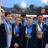 Paseo Aquatics Finishes in Top 15 at Junior Olympics in Pasadena