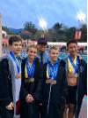Paseo Aquatics Finishes in Top 15 at Junior Olympics in Pasadena